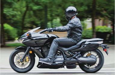 Есть ли мотоциклы с автоматической коробкой передач?