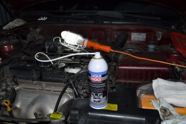 Как правильно раскоксовывать двигатель?