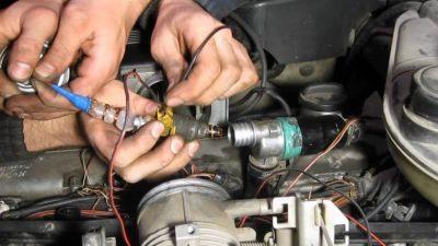 Зачем чистить форсунки двигателя?