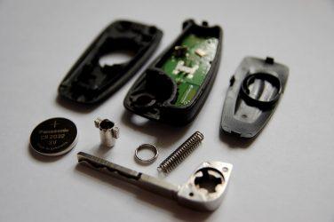 Чип в ключе зажигания как работает?
