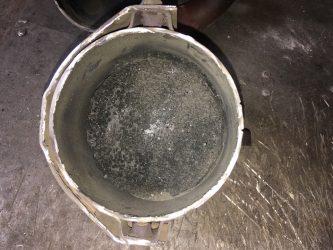 Как влияет забитый катализатор на работу двигателя?