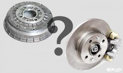 Какие тормоза эффективнее дисковые или барабанные?