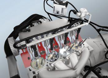 Система непосредственного впрыска топлива в бензиновых двигателях