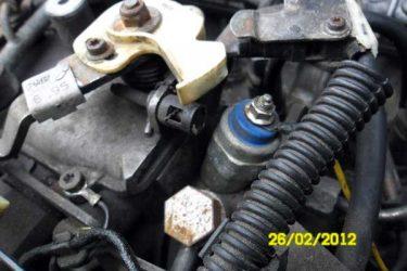 Не сразу глохнет двигатель после выключения зажигания