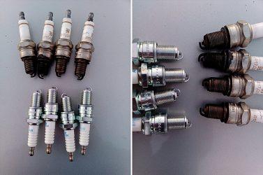 Чем отличаются свечи зажигания инжектор и карбюратор?