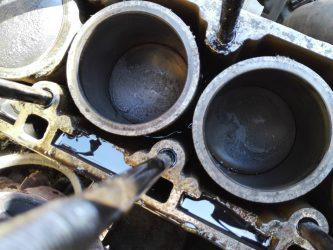 Причины детонации двигателя после выключения зажигания