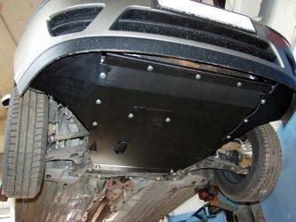 Нужна ли защита картера двигателя?