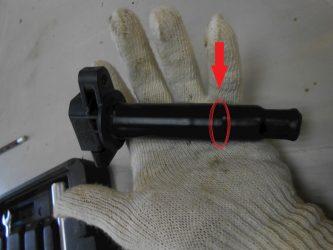 Пробивает катушка зажигания как починить?
