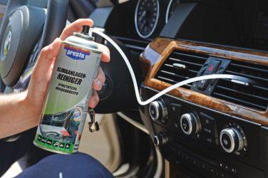 Как почистить систему вентиляции автомобиля?