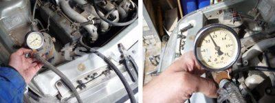 Какое давление в топливной системе инжекторного двигателя?