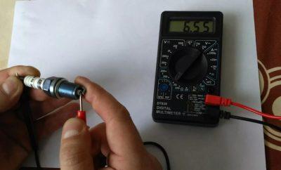 Как проверить свечи зажигания самому на инжекторе?