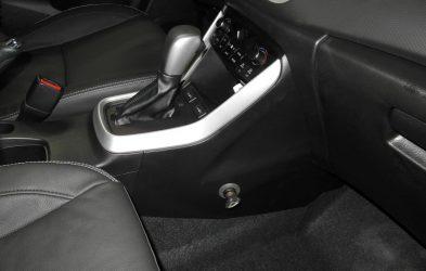 Механическая защита на коробку передач автомат