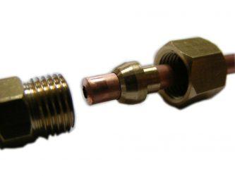 Как соединить тормозные трубки между собой?