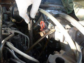 Как прокачать топливную систему дизельного двигателя?