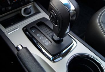 Полуавтоматическая коробка передач на машине