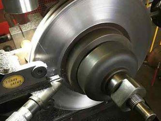 Производство тормозных дисков в России