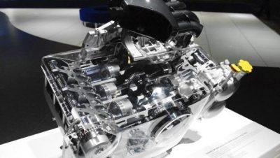 Как работает оппозитный двигатель?