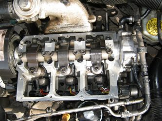 Как промыть масляную систему двигателя соляркой?
