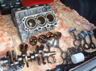 Что входит в капремонт двигателя?