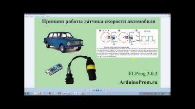 Как работает датчик скорости автомобиля?