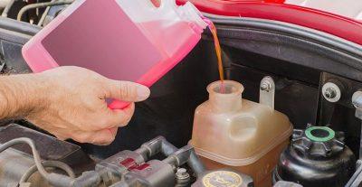 Закипание антифриза в системе охлаждения автомобиля