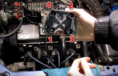 Причины пропуска зажигания в инжекторных двигателях