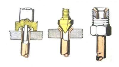 Как развальцевать стальную тормозную трубку?