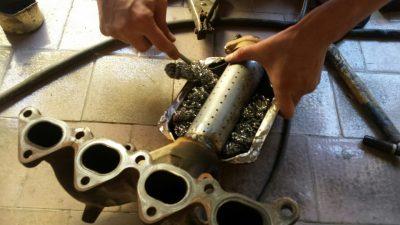 Чем можно заменить катализатор на автомобиле?