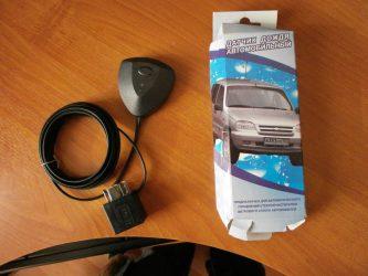 Как проверить датчик дождя на автомобиле?
