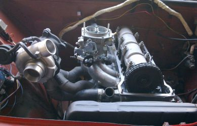 Можно ли поставить турбину на карбюраторный двигатель?