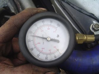 Какое давление в системе охлаждения автомобиля?