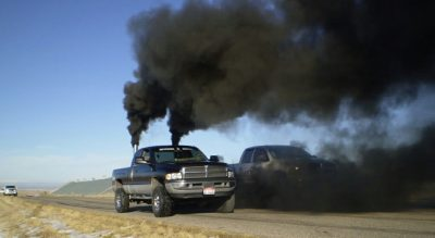 Почему коптит дизельный двигатель?