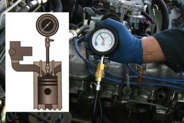 Как измерять компрессию в цилиндрах двигателя?