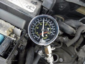 Как поднять компрессию в одном цилиндре двигателя?