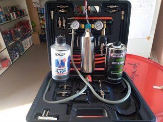Очистка топливной системы бензинового двигателя