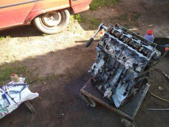 Почему дизелит бензиновый двигатель?