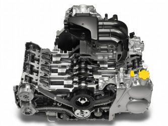 В чем преимущество оппозитного двигателя?