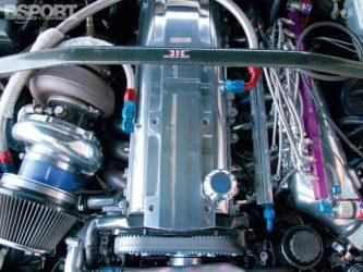 Как поставить турбину на атмосферный двигатель?