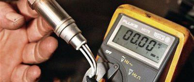 Как проверить кислородный датчик на работоспособность?