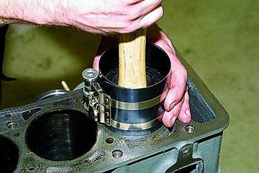 Как проверить поршневую не разбирая двигатель?